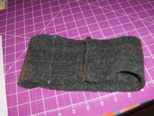 waistband stitched